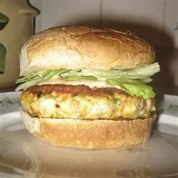 Delicious Ahi Fish Burgers with Chives Photos - Allrecipes.com