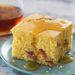 Sweet Bacon Corn Bread Recipe - Everything is better with bacon, and this corn bread is no exception! Step your recipe up a notch with this new twist on a classic Southern snack.