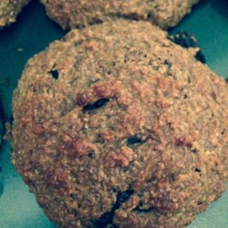Alan's Ultimate Bran Muffins Recipe - These hearty whole wheat muffins get their sweetness from honey and raisins!