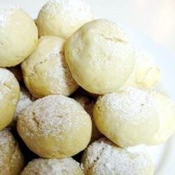 Lemon Drops Recipe - These cookies have a taste very similar to old-fashioned lemon drops.
