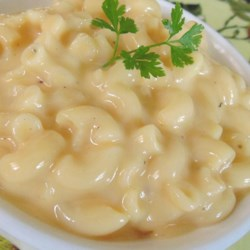 Simple Macaroni and Cheese Recipe - Quick and easy macaroni and cheese is simple to prepare with 7 ingredients you may already have on hand for a comfort-food meal.
