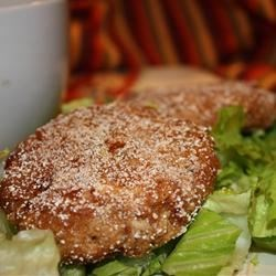 Asian Tuna Patties Recipe - Canned tuna is mixed with bread crumbs and Asian-style sauces to make tasty little fried patties.