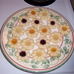 Thumbprint Sugar Cookies