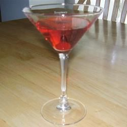 Strawberry Cheesecake Martini Recipe - A wonderful martini. Tastes just like a strawberry cheesecake in a glass, trust me...