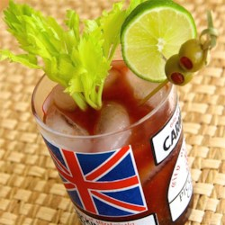 Homemade Bloody Mary Mix Recipe - Have this bloody mary mix on hand for Sunday morning brunch beverages as a better option than the store-bought variety.