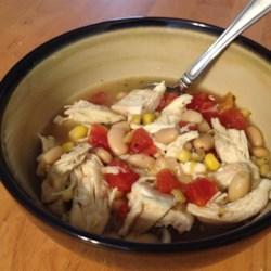Crock-Pot® Chicken Chili
