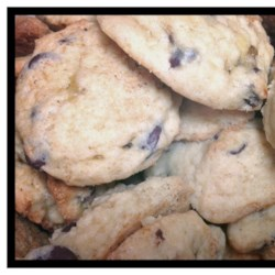 High Altitude Banana Chocolate Chip Cookies Recipe - Banana chocolate chip drop cookies adjusted for mile-high cooking.