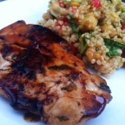 Baked chicken and balsamic vinegar recipes