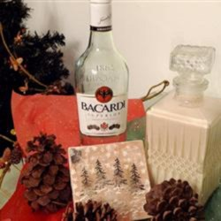 Tropical Coquito  Recipe - Coquito is a Puerto Rican take on eggnog, delivering a creamy, coconut-flavored rum beverage perfect for the holidays.