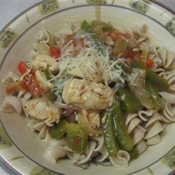 Chicken Penne Italiano