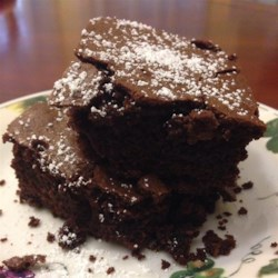 Fudgy Brownies I