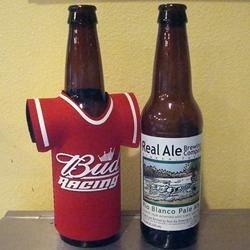 Even my beer went in costume