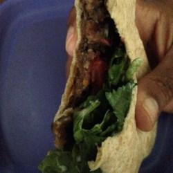Vegan Black Bean Burgers