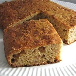 Banana Loaf Cake I Recipe - This recipe is a family favorite. It is great for using overripe bananas. You can also add walnuts if you wish.