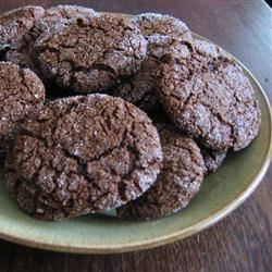 Canadian Molasses Cookies Recipe - This recipe comes from Prince Edward Island and contains no butter.