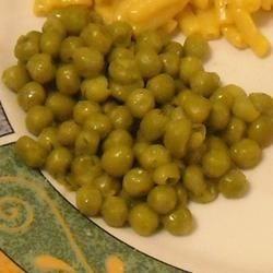 Lemon Pepper Peas
