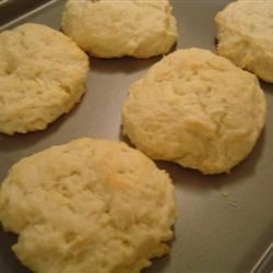 J.P.'s Big Daddy Biscuits