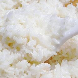 Perfect Sushi Rice Recipe - Here is my recipe for the perfect sushi rice. You can eat this alone or roll into your favorite sushi roll with ingredients of choice. I use strips of carrots, cucumbers and slices of avocado. You can adjust the amount of vinegar in this recipe to suit your taste.
