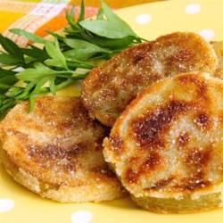 Mawmaw's Simple Fried Green Tomatoes
