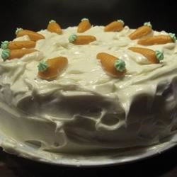 Carrot Cake III photo by ozloz - Allrecipes.com - 135799