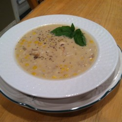 how to make corn and crab bisque