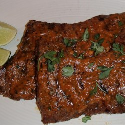 Grilled Chipotle Skirt Steak