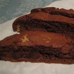 Brownie Biscotti