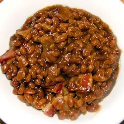 Down Home Baked Beans Recipe - Allrecipes.com