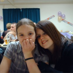 My Daughter's at My Mum's 60th Birthday Party