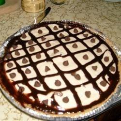 No Bake PB Pie