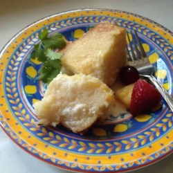 Low Calorie Cassava Cake Recipe