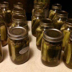 Pop's Dill Pickles