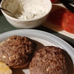Lamb Burgers Recipe - Burgers are a favorite use of ground meat for many folks. This recipe puts ground lamb to the burger task with some simple seasoning.