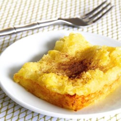 Easy Baked Pineapple