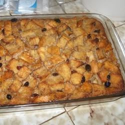 Bread Pudding with Whiskey Sauce III Photos - Allrecipes.com