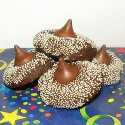Chocolate Thumbprints II