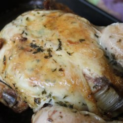 Best of Both Worlds Roast Chicken
