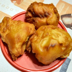 Beer Battered Chicken Recipe - Easy to make, beer battered, deep fried chicken.