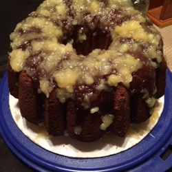 Pineapple Pound Cake Recipe - A pound cake made with pineapple and glazed with pineapple sauce. Unlike most cakes, you will not preheat the oven on this one.