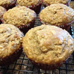 Buttermilk Oatmeal Muffins
