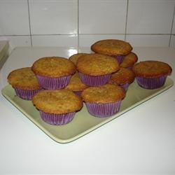 Maple Walnut Muffins Recipe - Yummy! Try these tasty muffins for breakfast with a hot cup of coffee or tea.