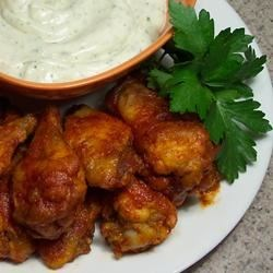 Buffalo Chicken Wings III