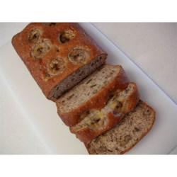 Rachel's banana bread