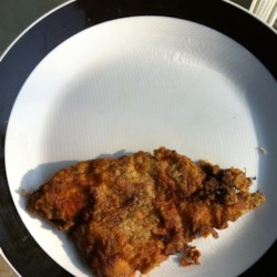 Marinated Fried Fish Recipe - This is a simple and flavorful fried flounder dish.