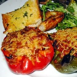 Bolognese Stuffed Bell Peppers Photos - Allrecipes.com