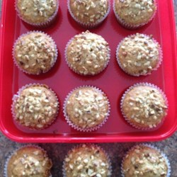 Quick and Easy Oatmeal Muffins