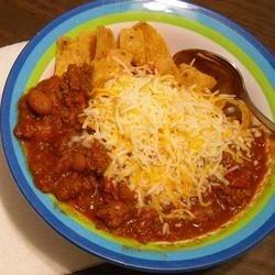 Easy Texas Chili