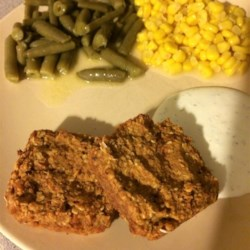 Sensational Salmon Loaf Recipe - A family favorite, this quick and easy recipe combines canned salmon with diced bell pepper, saltines, onion, a bit of Worcestershire, and hot pepper sauce.