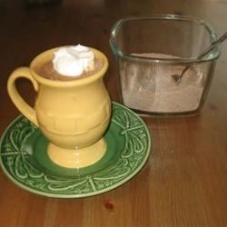 Mocha Coffee Mix Recipe - Wonderful to have on hand, or put into pretty containers and give as gifts.