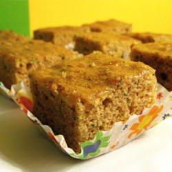 Zucchini Spice Cake Recipe - You can add raisins, coconut, or nuts to this flexible recipe for a moist, dense zucchini cake, reminiscent of carrot cake.